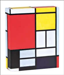 Piet Mondrian QuickNotes, Cards Book