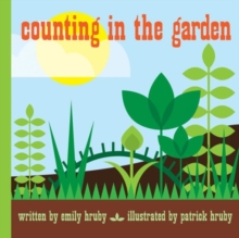 Counting in the Garden, Hardback Book
