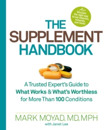 The Supplement Handbook, Hardback Book