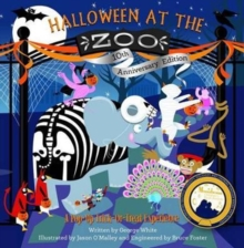 Halloween at the Zoo, Hardback Book