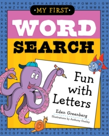 My First Word Search : Fun With Letters, Paperback / softback Book