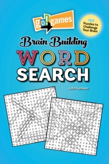 Go!Games Brain Building Word Search, Paperback / softback Book