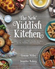 The New Yiddish Kitchen, Hardback Book