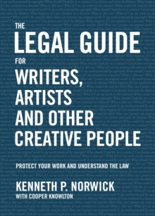 The Legal Guide : For Writers, Artists and Other Creative People, Paperback / softback Book