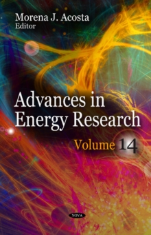 Advances in Energy Research : Volume 14, Hardback Book