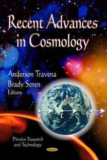 Recent Advances in Cosmology, Hardback Book