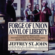 Forge of Union, Anvil of Liberty, eAudiobook MP3 eaudioBook