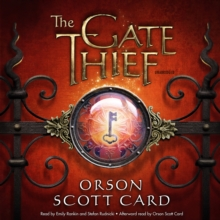 The Gate Thief, eAudiobook MP3 eaudioBook