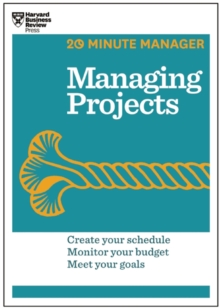 Managing Projects (HBR 20-Minute Manager Series), EPUB eBook