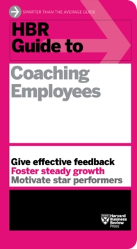 HBR Guide to Coaching Employees (HBR Guide Series), EPUB eBook