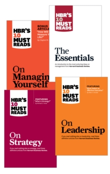 HBR's 10 Must Reads Collection (12 Books), EPUB eBook