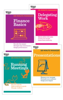 The HBR 20-Minute Manager Collection (8 Books) (HBR 20-Minute Manager Series), EPUB eBook