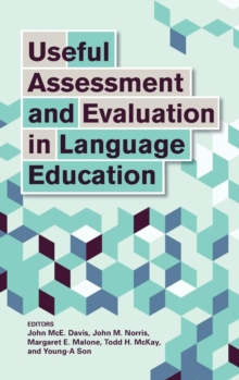 Useful Assessment and Evaluation in Language Education, Hardback Book