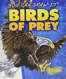 Birds of Prey, Hardback Book