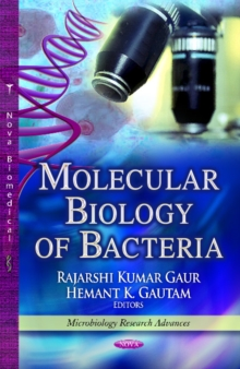 Molecular Biology of Bacteria, Hardback Book