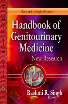 Handbook of Genitourinary Medicine, Hardback Book