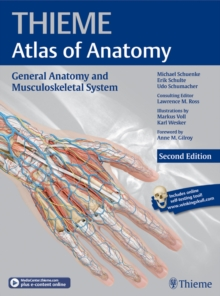 General Anatomy and Musculoskeletal System (THIEME Atlas of Anatomy), Second Edition, EPUB eBook