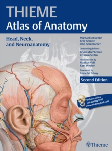 Head, Neck, and Neuroanatomy (THIEME Atlas of Anatomy), Paperback / softback Book