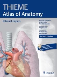 Internal Organs (Thieme Atlas of Anatomy), Paperback Book