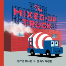 The Mixed-Up Truck, Hardback Book
