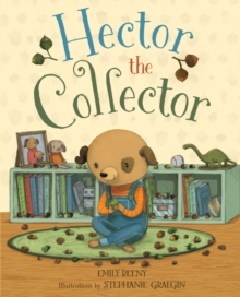 Hector the Collector, Hardback Book