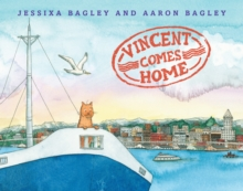 Vincent Comes Home, Hardback Book