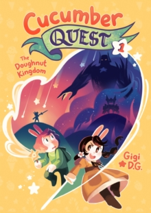 Cucumber Quest : The Doughnut Kingdom, Paperback Book