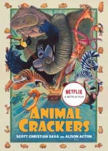 Animal Crackers, Hardback Book
