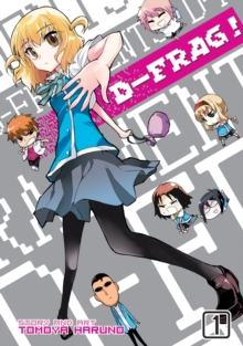 D-Frag : Volume 1, Paperback / softback Book