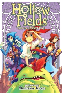 Hollow Fields and the Perfect Cog, Paperback Book