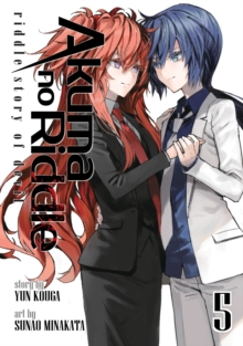 Akuma No Riddle: Riddle Story of Devil : Vol. 5, Paperback / softback Book