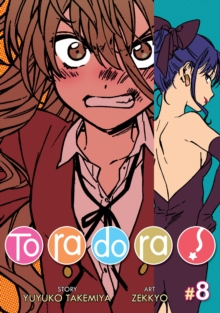 Toradora! Vol. 8, Paperback / softback Book