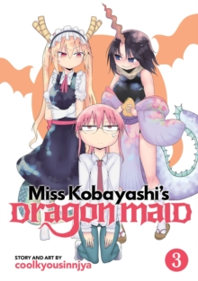 Miss Kobayashi's Dragon Maid : Vol. 3, Paperback Book