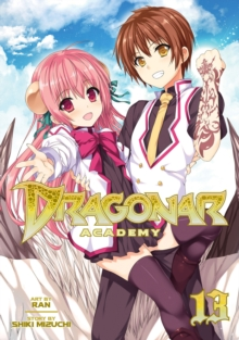 Dragonar Academy Vol. 13, Paperback Book