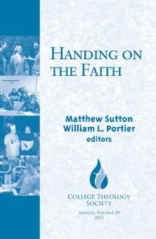Handing on the Faith, Paperback Book