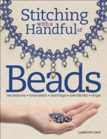 Stitching with a Handful of Beads, Paperback Book