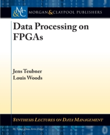 Data Processing on FPGAs, Paperback Book