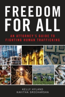 Freedom for All : An Attorney's Guide to Fighting Human Trafficking, Paperback Book