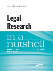 legal research methodology books pdf
