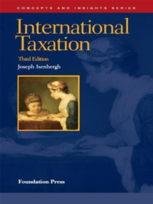 International Taxation, 3d (Concepts and Insights Series), EPUB eBook