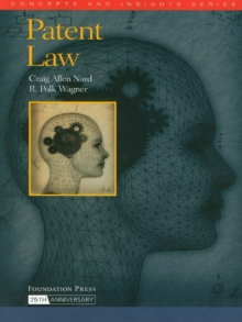 Patent Law (Concepts and Insights Series), EPUB eBook