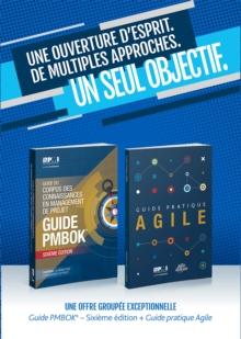 A Guide to the Project Management Body of Knowledge (PMBOK(R) Guide-Sixth Edition / Agile Practice Guide Bundle (FRENCH), EPUB eBook