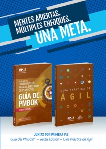 A Guide to the Project Management Body of Knowledge (PMBOK(R) Guide-Sixth Edition / Agile Practice Guide Bundle (SPANISH), EPUB eBook