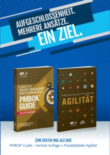 A Guide to the Project Management Body of Knowledge (PMBOK(R) Guide-Sixth Edition / Agile Practice Guide Bundle (GERMAN), PDF eBook