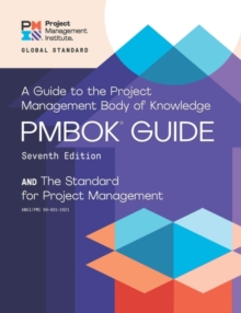 A Guide to the Project Management Body of Knowledge (PMBOK (R) Guide) - English, Paperback / softback Book