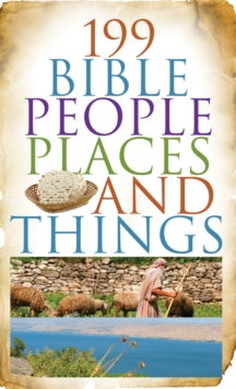 199 Bible People, Places, and Things, EPUB eBook