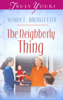 The Neighborly Thing, EPUB eBook
