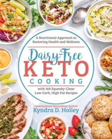 Dairy Free Keto Cooking, Paperback / softback Book