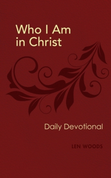 BOOK: Who I am in Christ Devotional, Paperback Book