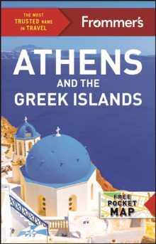 Frommer's Athens and the Greek Islands, Paperback / softback Book